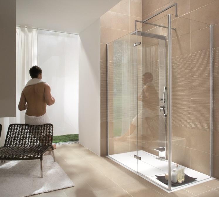 Die richtige Dusche kaufen