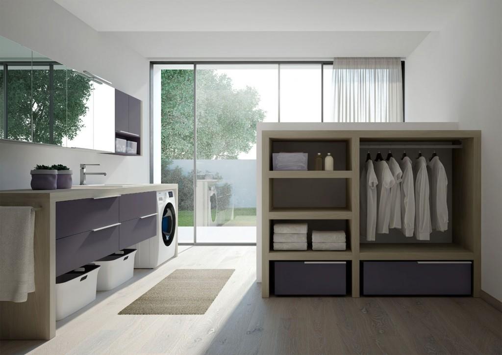 Spazio Time: die Waschküche erneuert sich