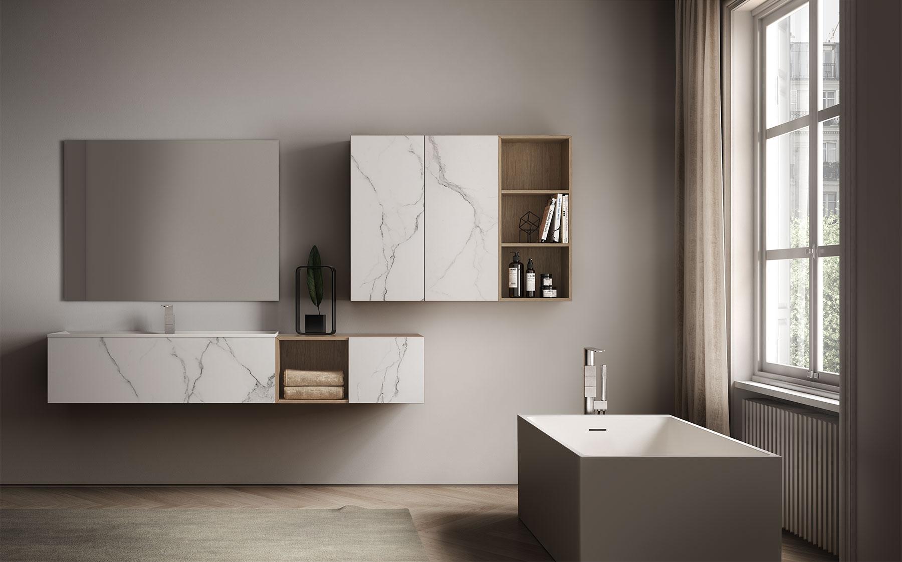 Bagno Lilla E Rosa : Dogma: moderne badezimmermöbel für luxuriöse badezimmer ideagroup