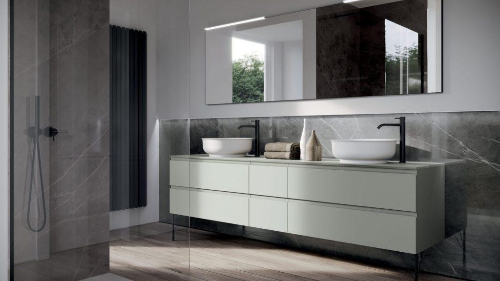Ideagroup Badezimmereinrichtung: Moderne Badezimmermöbel und Waschküchen