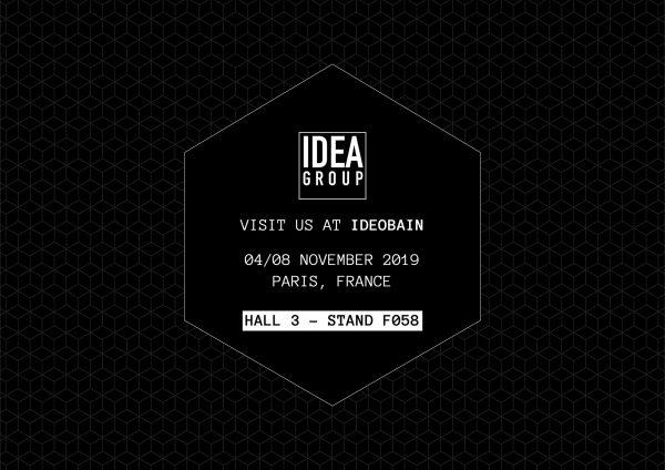 Ideagroup bei der Idéobain 2019 dabei