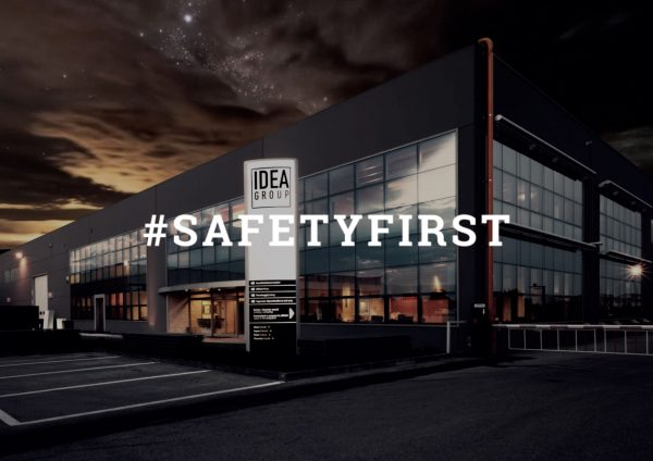 Ideagroup #safetyfirst