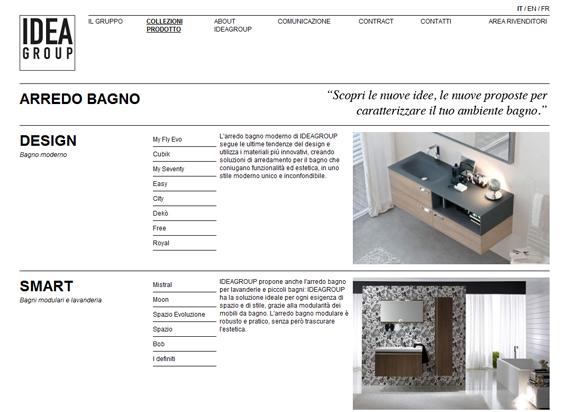 Die neue Website