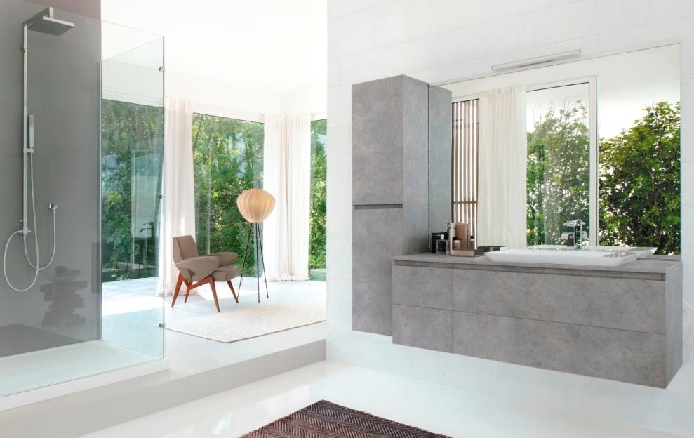Cubik – minimale Badezimmereinrichtung