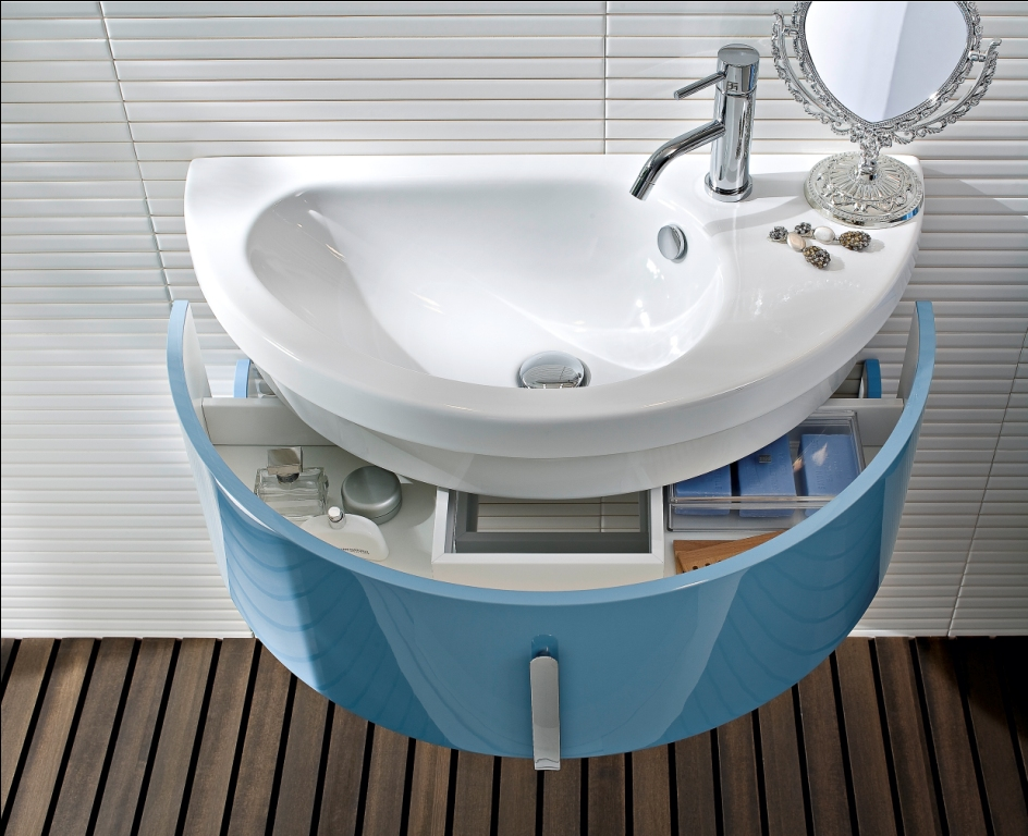 REPUBBLICA CASA&DESIGN – Badezimmermöbel MOON