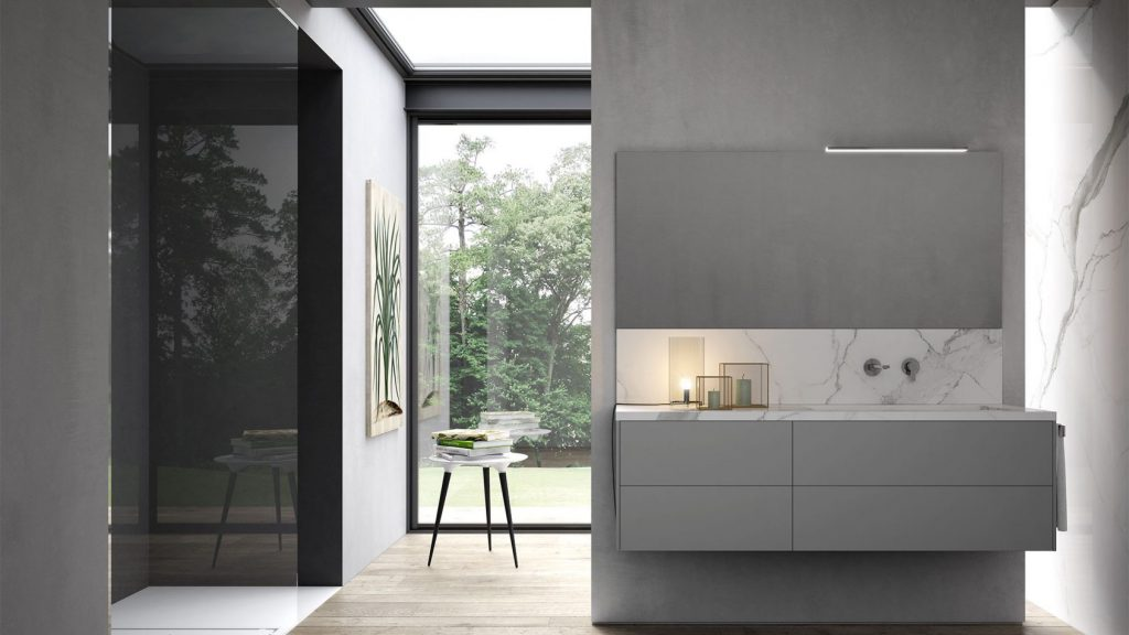 ideagroup badezimmereinrichtung moderne badezimmerm bel und waschk chen. Black Bedroom Furniture Sets. Home Design Ideas