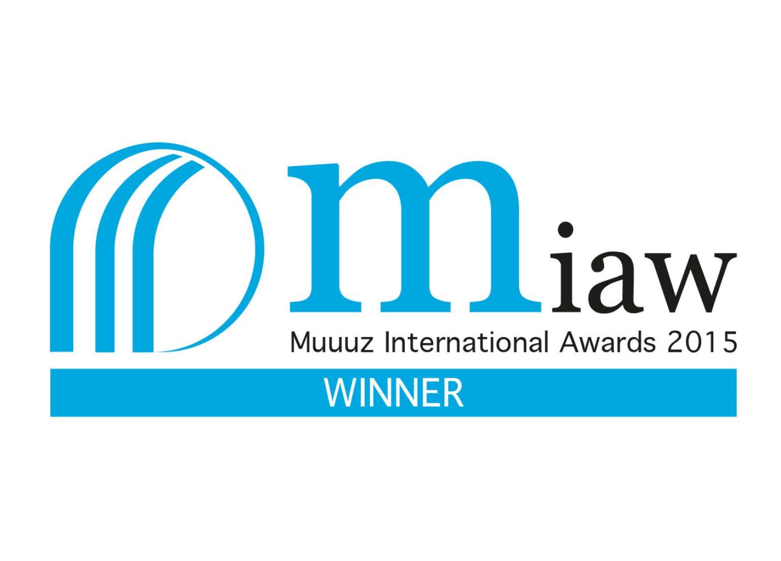 Sense by Aqua Gewinnerin der MIAW 2015
